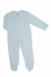 Certified Organic All In One Suit - White - OUR BRANDS (Canboli)