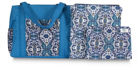Chele + Maye - Paisley Blue - OUR BRANDS - Chele + Maye - Four Now Mum + Baby