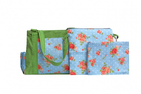 Chele + Maye - Red Roses, Baby Blue + Grassy Green - OUR BRANDS - Chele + Maye - Four Now Mum + Baby