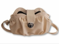 Elite Pram Bag - Beige - Out + About<br>(Pram Accessories)