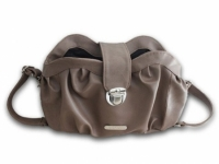 Elite Pram Bag - Brown - Out + About<br>(Pram Accessories)
