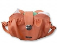 Elite Pram Bag - Coral - Out + About<br>(Pram Accessories)