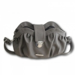 Elite Pram Bag - Taupe - Out + About<br>(Pram Accessories)