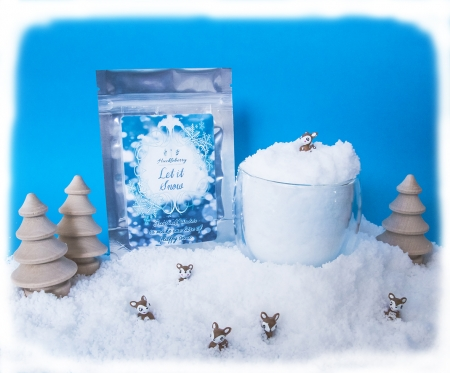 Let It Snow - Makes 1 Litre - OUR BRANDS - Huckleberry - Four Now Mum + Baby