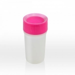 Lite Cup - Pink - Feed Time<br>(Bottles + Sippy Cups)