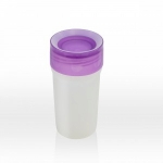 Lite Cup - Purple - Feed Time<br>(Bottles + Sippy Cups)