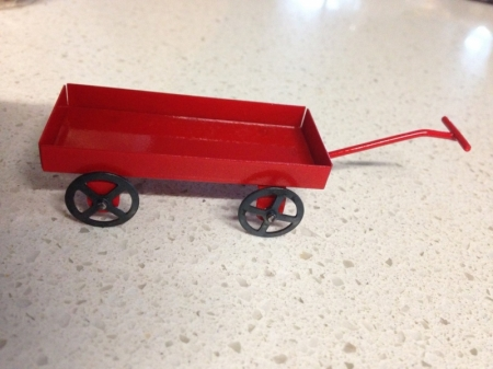 Little Red Wagon - OUR BRANDS - The Fairy Door Store - Four Now Mum + Baby