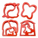 Lunch Punch Sandwich Cutters - Critters - OUR BRANDS (Lunch Punch)