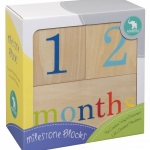 Milestone Blocks - Neutral - Gifts + Toys (Creative)