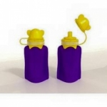 My Squeeze - Purple - Feed Time<br>(Reusable Food Pouches)