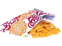 Reusable Mini Snack Bag 2 pack - Fresh Bloom - Feed Time<br>(Reusable Snack Bags)
