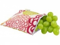Reusable Snack Bag - Fresh Bloom - Feed Time<br>(Reusable Snack Bags)