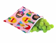 Reusable Snack Bag - Girl Power! - Feed Time<br>(Reusable Snack Bags)
