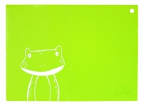 SiliMat - Green Frog - Feed Time (Placemats)
