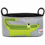 Stroller Organiser - Crocodile - Out + About<br>(Pram Accessories)