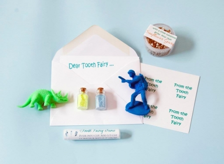 Tooth Fairy Kits - Boys - OUR BRANDS - Huckleberry - Four Now Mum + Baby